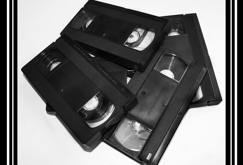 PRZEGRYWANIE KASET VIDEO NA CD